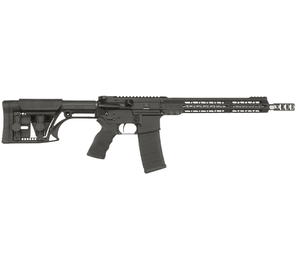 ArmaLite M153GN13 M-15 Competition Rifle Semi-Automatic 223 Remington|5.56 NATO 16 MB 30+1 MBA-1 Stk Blk Hard Coat Anodized|Phosphate in.