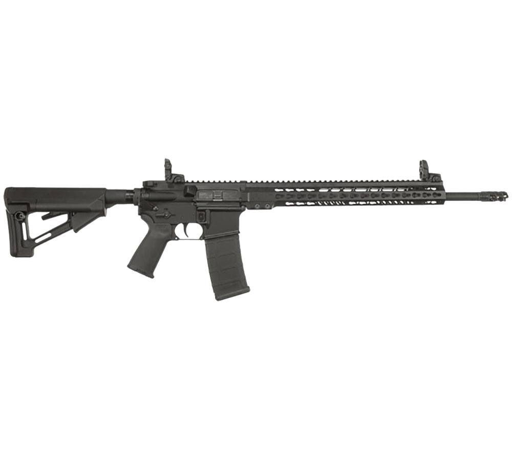 ArmaLite M15TAC18 M-15 Tactical Rifle Semi-Automatic 223 Remington|5.56 NATO 18 30+1 Magpul STR Blk Stk Blk Hard Coat Anodized|Phosphate in.