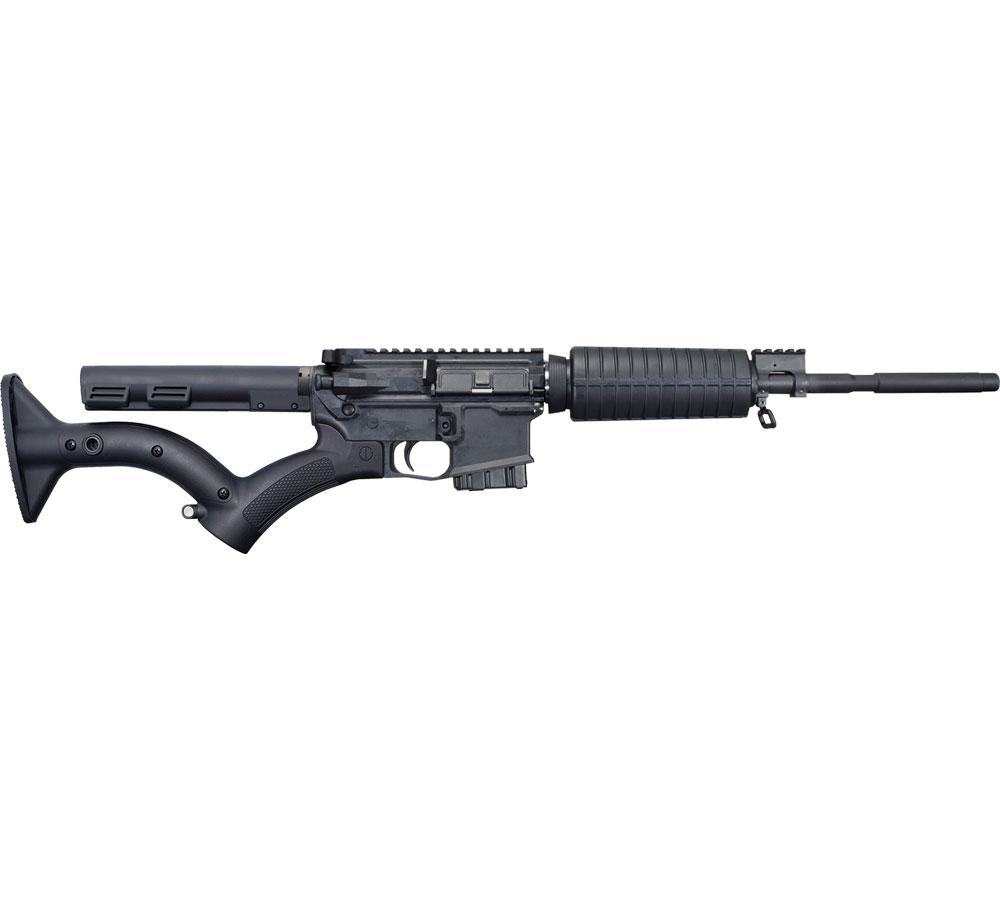 Windham Weaponry R16M4FTTCFIN WW-CF Carbon Fiber SRC-THD Semi-Automatic 223 Remington|5.56 NATO 16 10+1 Thordsen Black Stk Black in.