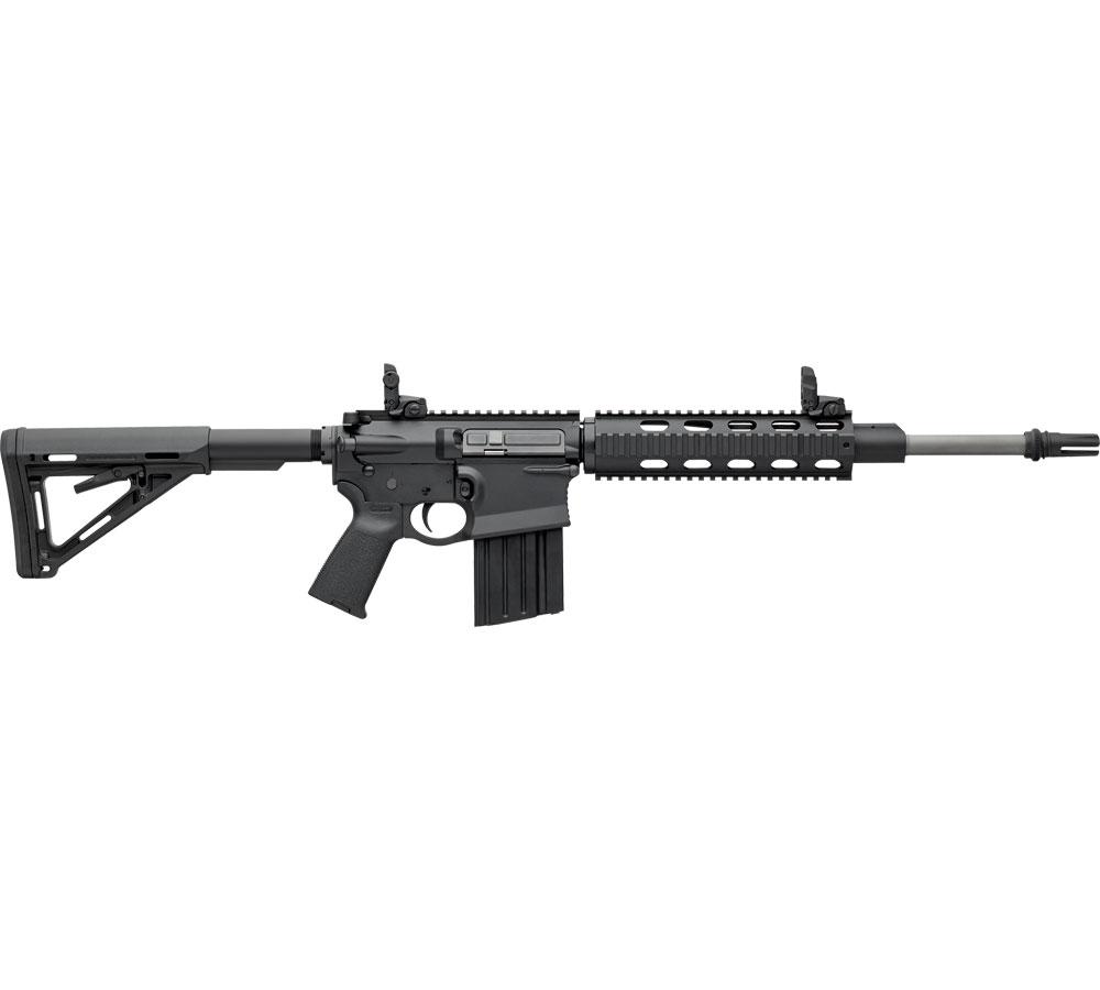 DPMS 60543 GII Panther Recon Semi-Automatic 223 Remington|5.56 NATO 16 30+1 Magpul MOE Black Stock Black in.