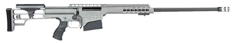 Barrett Model 98B Fieldcraft Tungsten Gray .260 Rem 22-inch 10rd