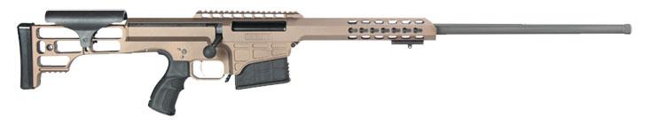 Barrett 14823 M98B Fieldcraft Bolt 260 Remington 22 10+1 Fixed Metal Bronze Stk Brown Cerakote Black Phosphate in.