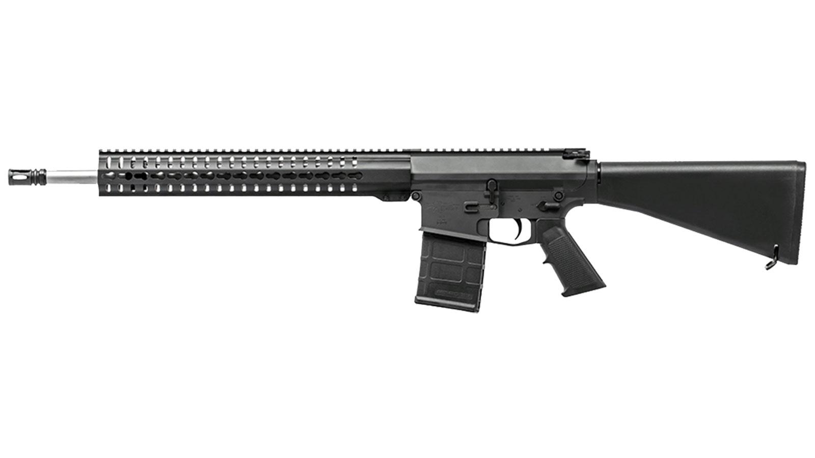 CMMG 38ACC76 Mk3 308 Win Semi-Automatic 308 Winchester|7.62 NATO 18 20+1 A1 Black Stk Black in.