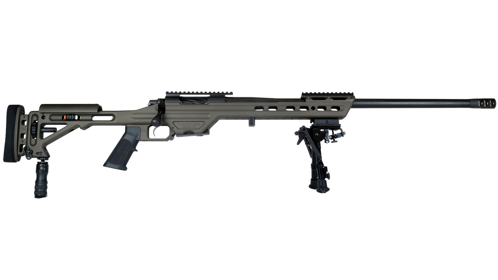 MASTERPIECE ARMS 300 WIN MAG BOLT ACTION RIFLE