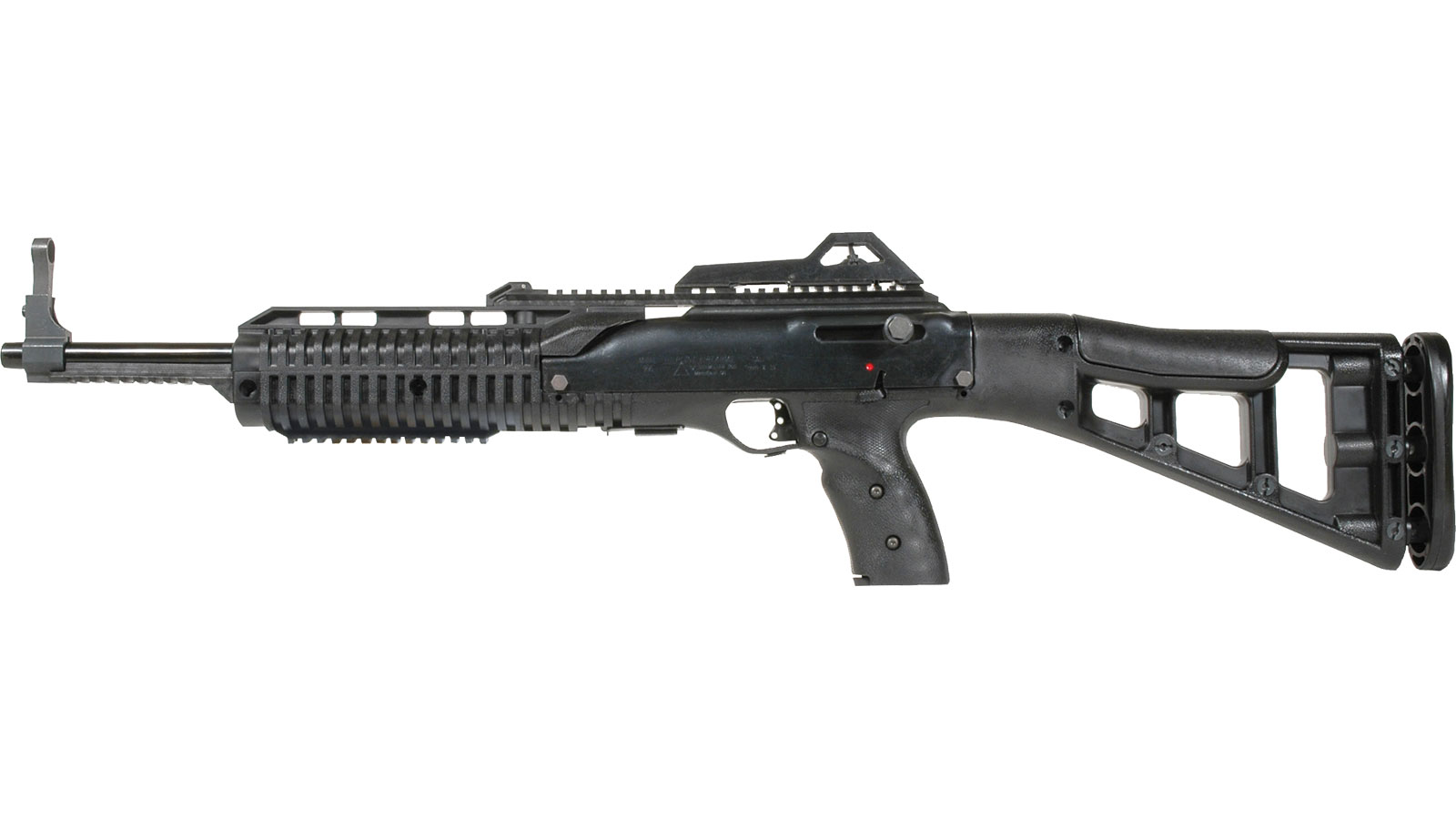Hi-Point 3895TS 3895TS Carbine Semi-Automatic 380 Automatic Colt Pistol (ACP) 16.5 10+1 Polymer Skeleton Black Stk Black in.