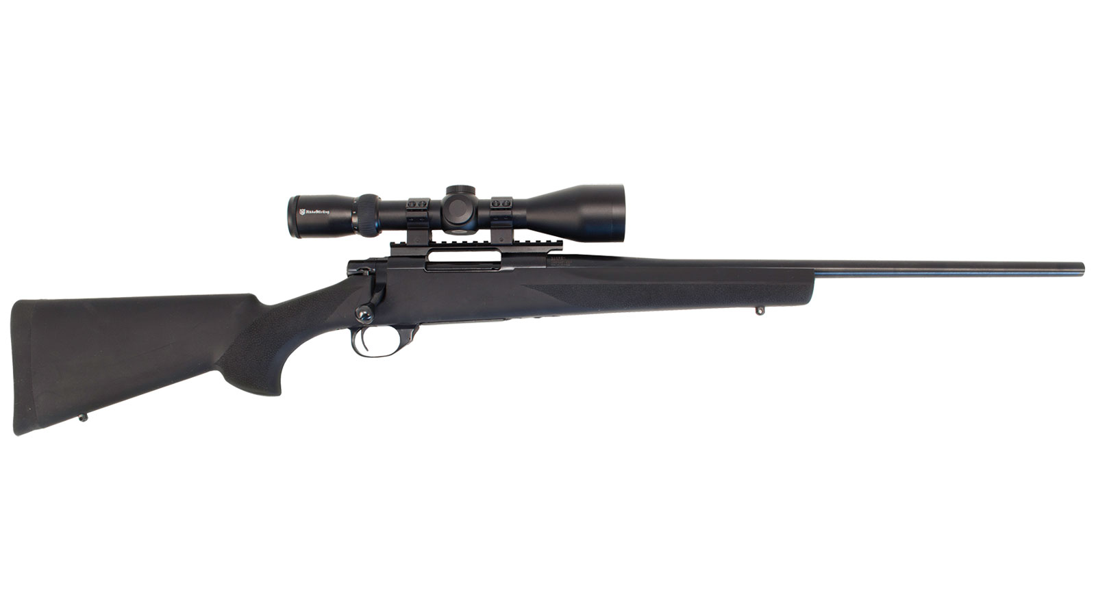 Howa 1500 Black .243WIN 22-inch 4rd Diamond Package