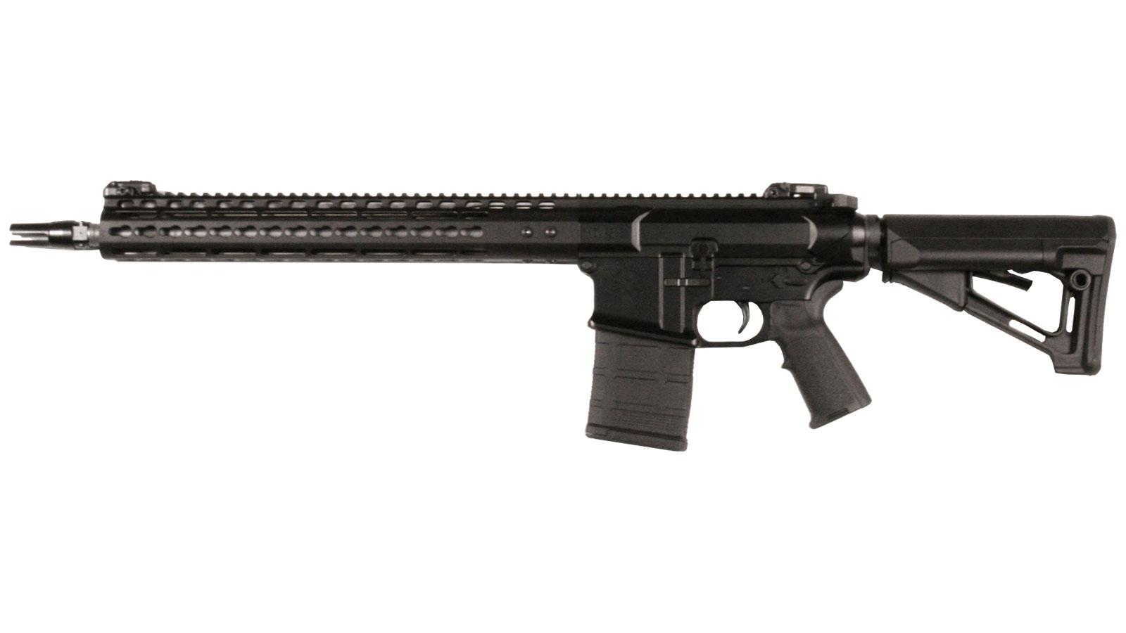 Noveske N6 Gen III 308 Win7.62 NATO 16in. 25+1 Black Cerakote Adjustable Magpul STR Stock