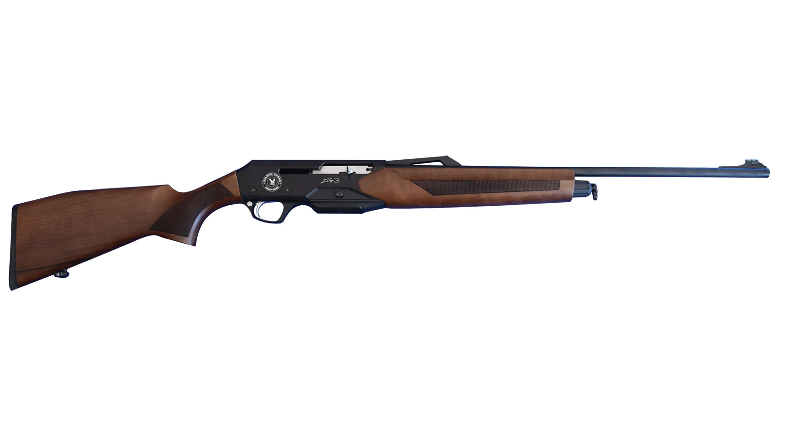 T R Imports XT3 Silver Eagle XT3 Smooth Slug Semi-Automatic   410 Gauge   18.5   3 in.    Turkish Walnut Stk  Steel in.