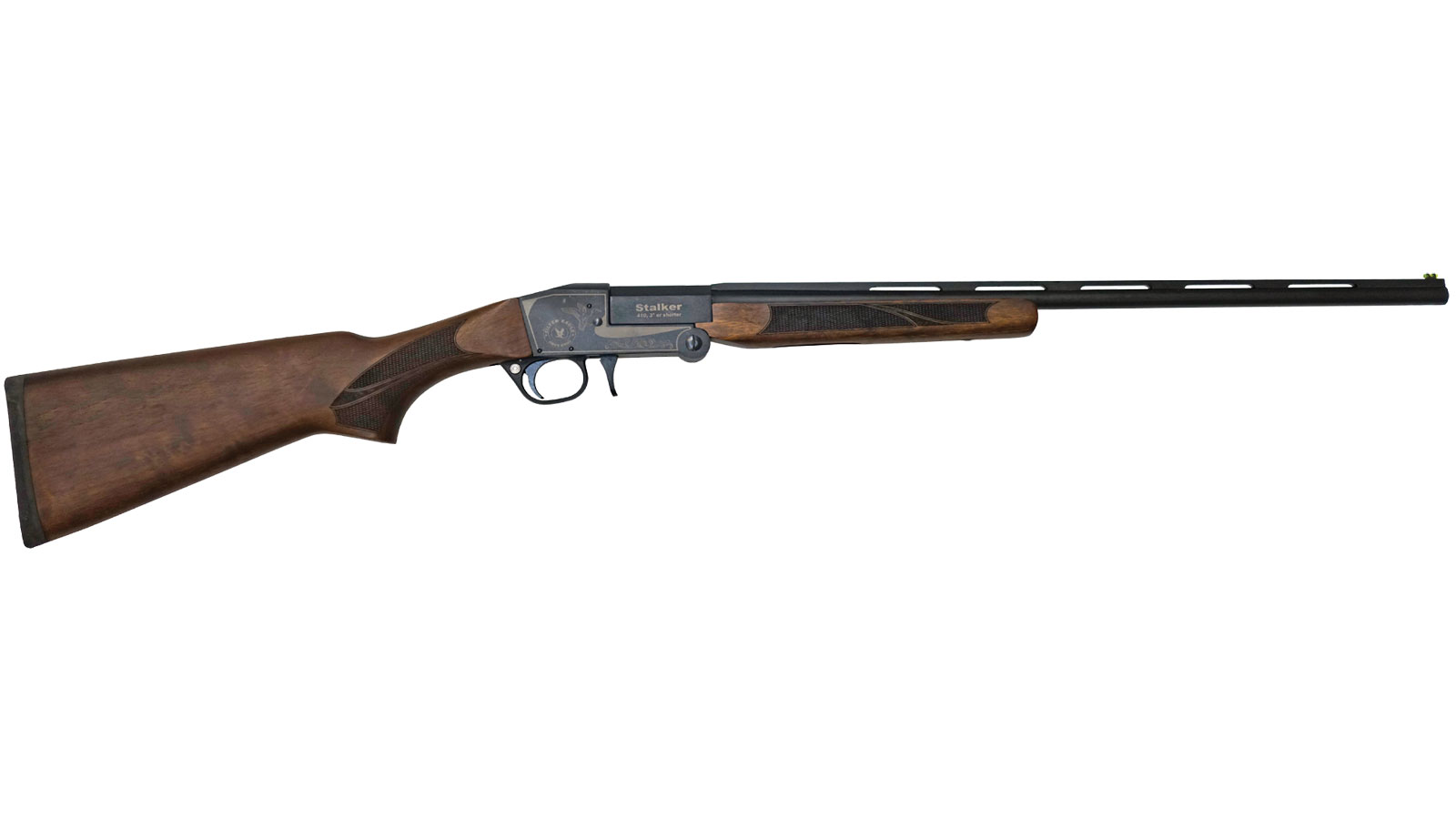 T R Imports TK3622Y Silver Eagle Stalker Field Youth Break Open 410 Gauge ga 22 3 in.  Turkish Walnut Stk Steel in.