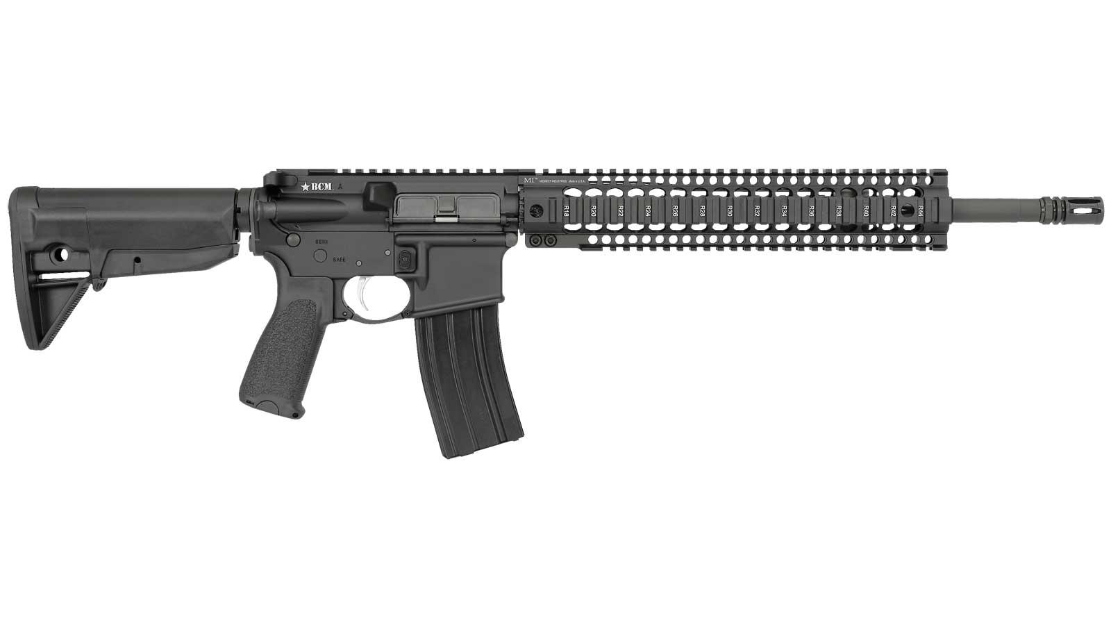 Bravo Company RECCE 16 Black 5.56 | .223 Rem 16-inch 30Rds