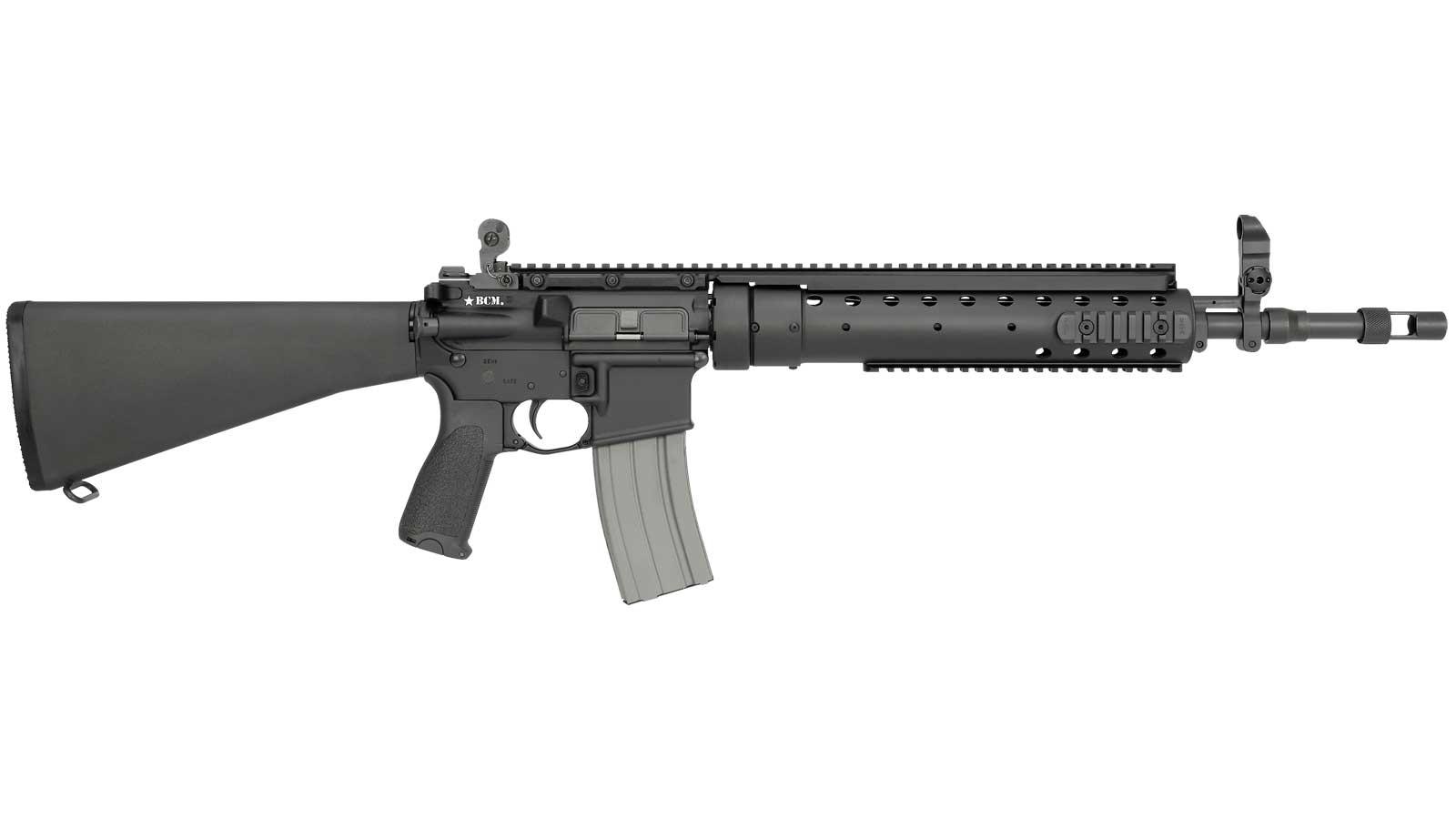 Bravo Company MK12 Black 5.56 18 Inch 30 Rd