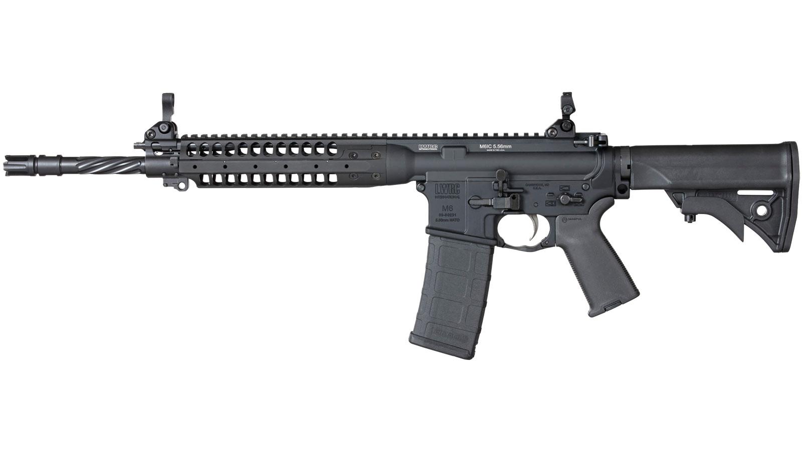 LWRC ICER5B16 Improved Carbine Enhanced Models