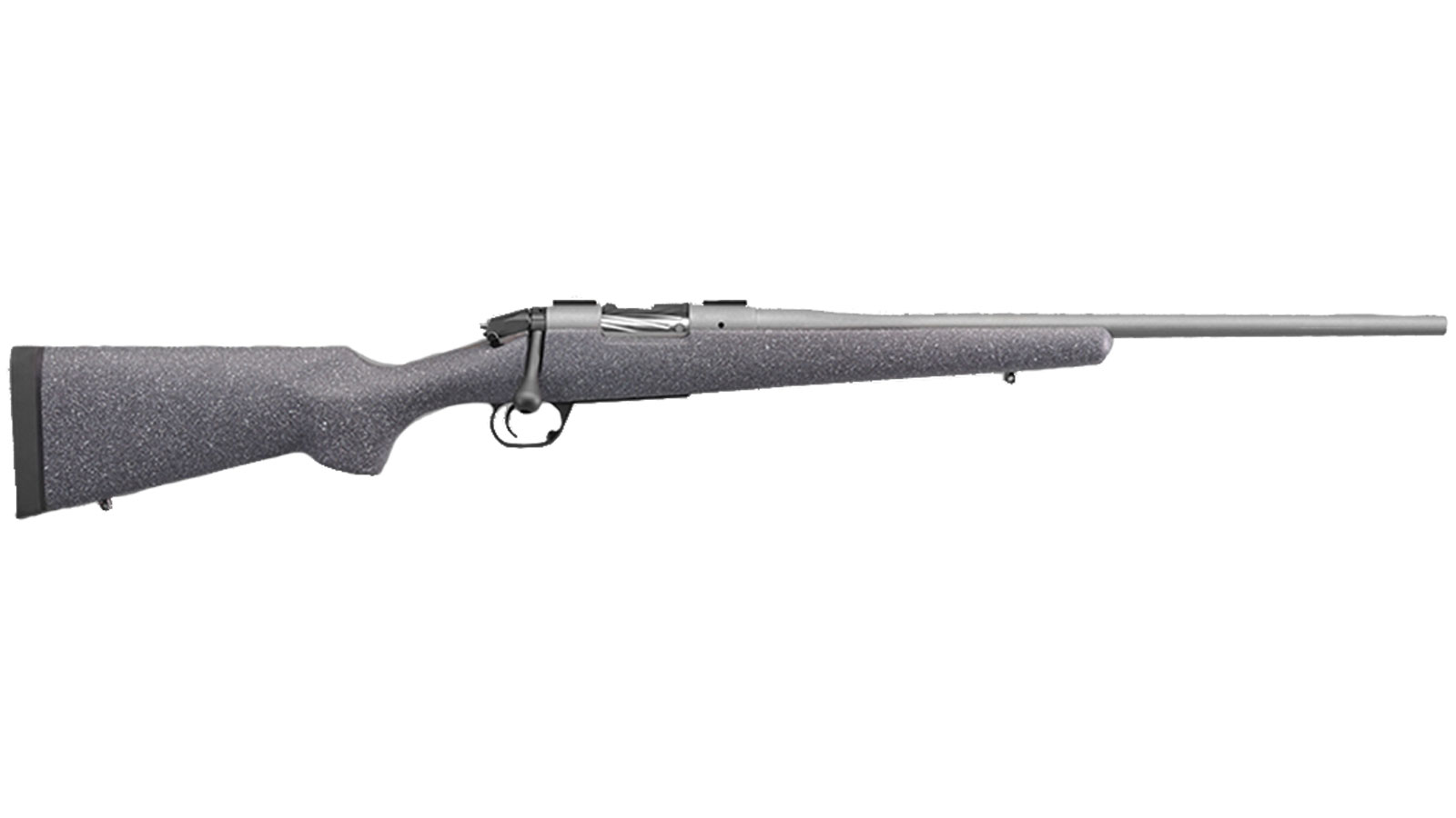 Bergara Rifles BPR1865F Premier Mountain Bolt 6.5 Creedmoor 22 3+1 Carbon Fiber Black Stk Stainless Cerakote in.