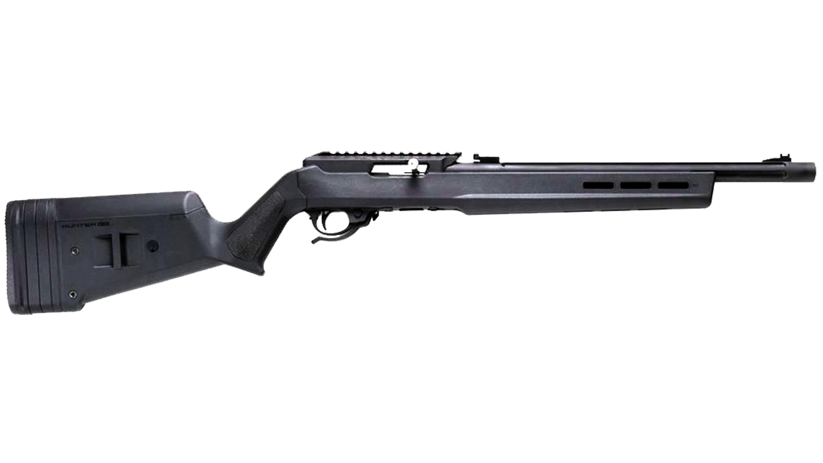 Tactical Solutions TEMBBMBLK X-Ring 10|22 Semi-Automatic 22 Long Rifle (LR) 16.5 10+1 Magpul Stk Black in.