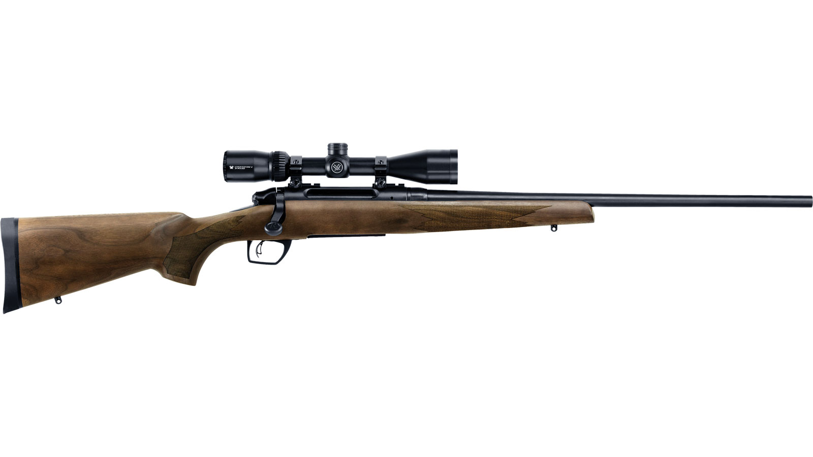 Remington Firearms 85892 783 with Scope Bolt 7mm Remington Magnum 24 3+1 American Walnut Stk Blued in.