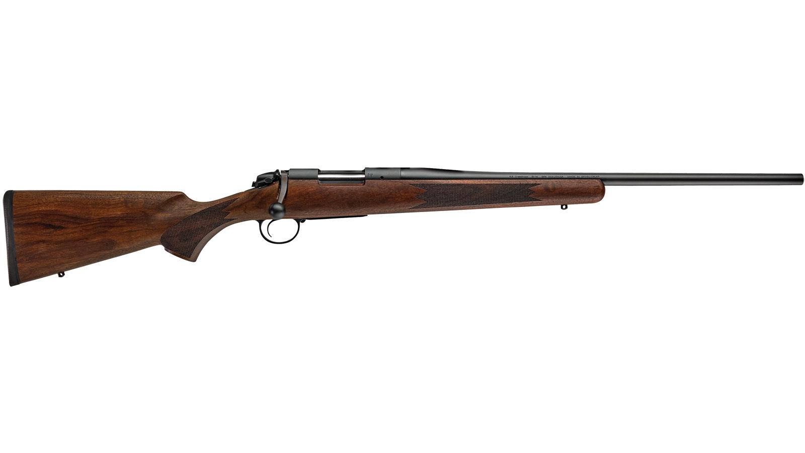 Bergara Rifles B14S203 B-14 Woodsman Bolt 243 Winchester 22 4+1 Walnut Stock Blued in.
