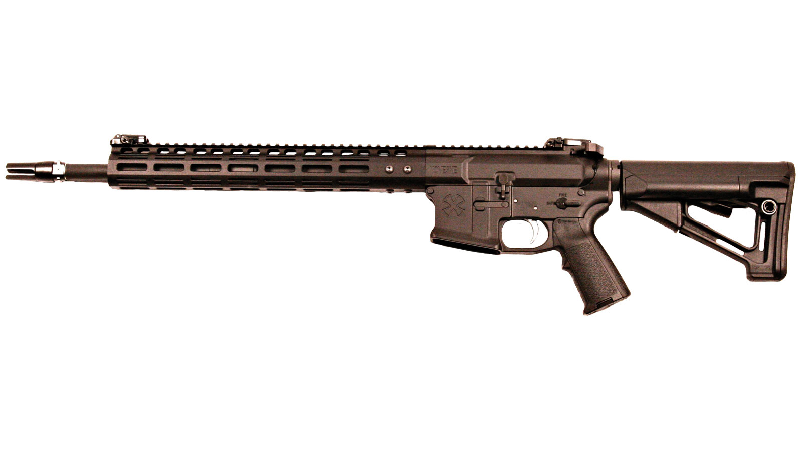 Noveske 02000430 Light Recce Gen III M-Lok Semi-Automatic 223 Remington|5.56 NATO 16 30+1 Magpul STR Black Stk Black Cerakote|Black Phosphate in.
