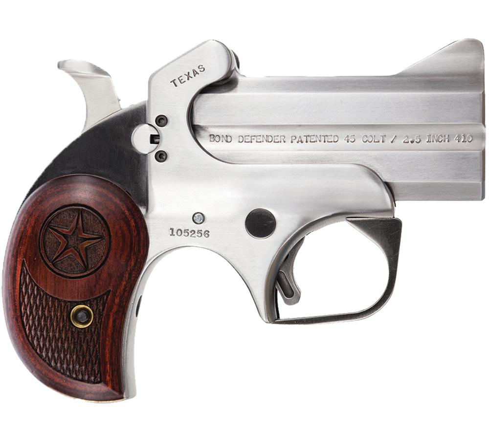 Bond Arms BatD40SW TX DEF 40SW 3 inch