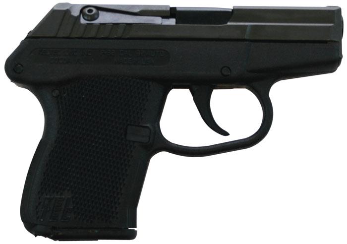 Kel-Tec P32PKBLK P-32 32 ACP 2.68 7+1 Blk Polymer Grip Parkerized in.