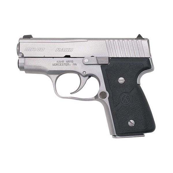 Kahr Arms M4043 MK40 Standard DAO 40S&W 3 5+1|6+1 Blk Poly Wraparound Grip SS in.