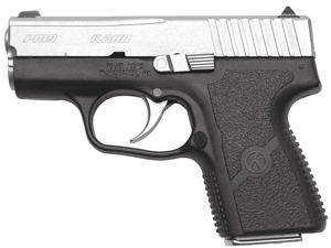 Kahr Arms PM9093N PM9 *CA Compliant* 9mm Luger Double 3 6+1|7+1 (Grip Extension) Black Polymer Grip|Frame Grip Stainless Steel Slide in.