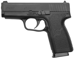 Kahr Arms KP4044 P40 Std DAO 40S&W 3.5 6+1 Poly Grip Blk Poly Frame|Blk SS in.