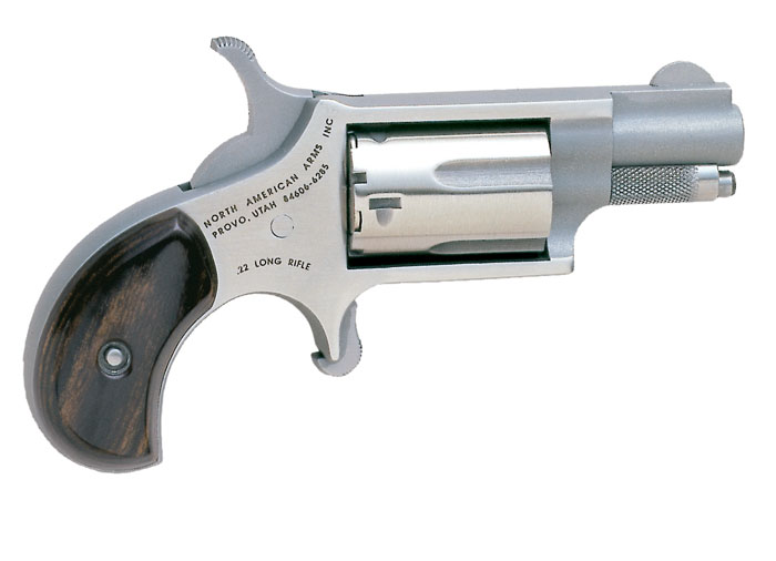 North American Arms .22LR Revolver 1.125-inch with Extra Cylinder