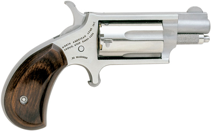 North American Arms 22MAG Revolver 1.125-inch with XTRA CYL