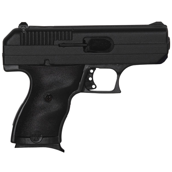 Hi-Point 916G 9mm w|Galco Leather Holster Double 3.5 8+1 Black Polymer Grip Black with Galco Holster in.