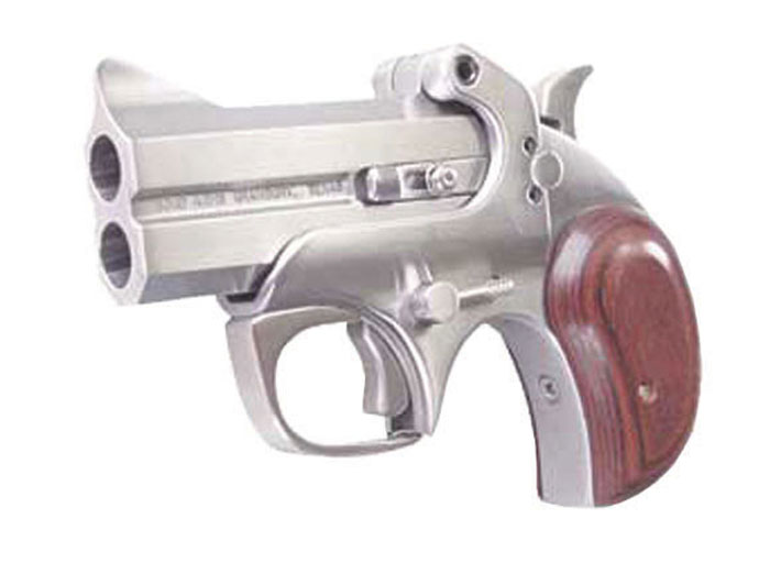 Bond Arms Texas Defender with TG .45ACP 3 inch