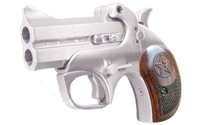 Bond Arms Texas Defender with TG 22MAG 3 inch
