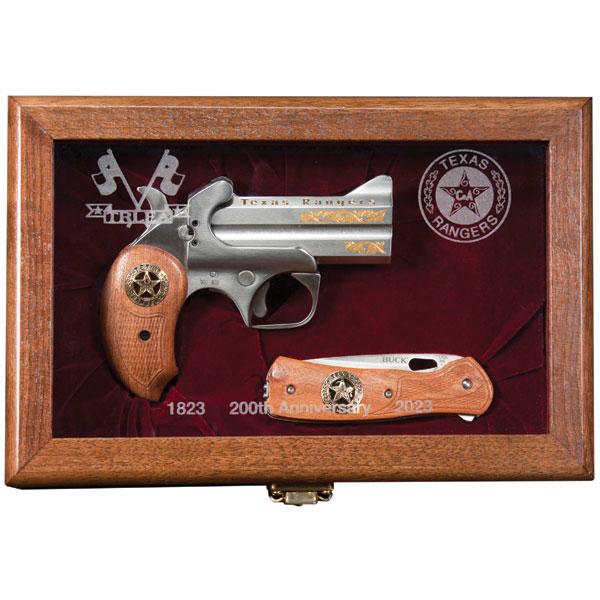 Bond Arms Texas Ranger .45LC|410 3.5-inch