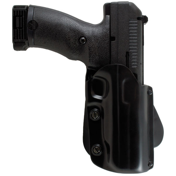 Hi-Point 34010M5X 40S&W w| Galco Kydex Holster 4.5 10+1 Black Poly Grips Finish in.