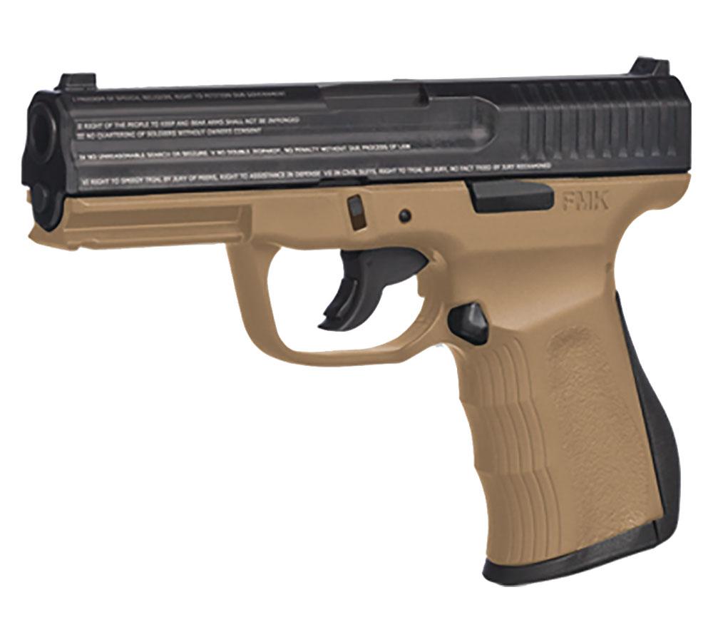 FMK Firearms 9C1 G2 Flat Dark Earth 9mm 4-inch 10Rds