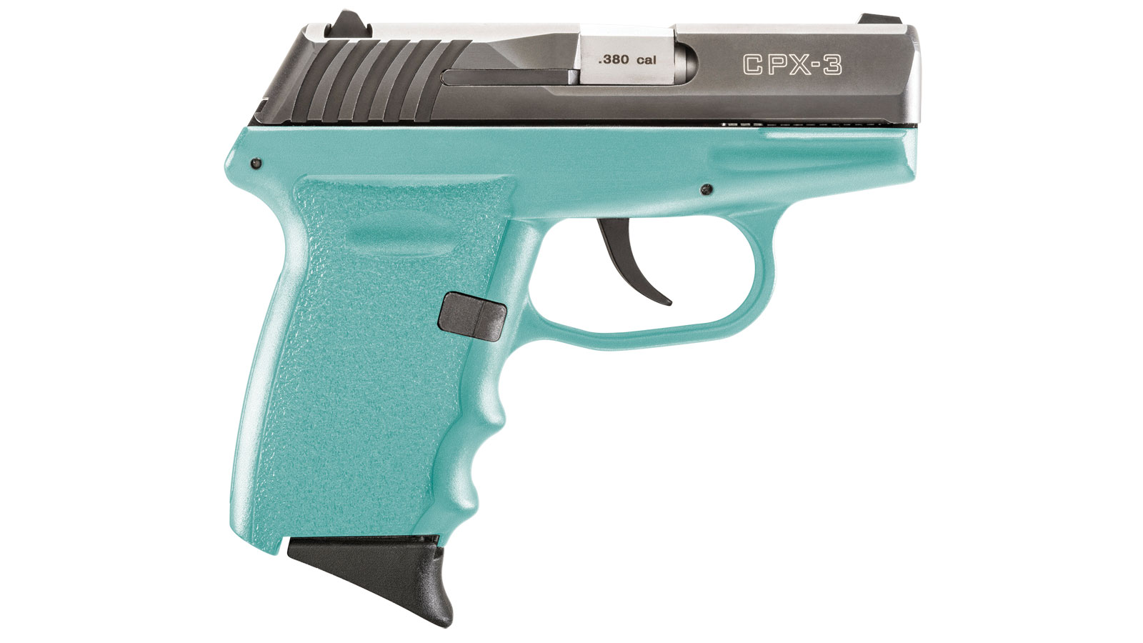 SCCY Industries CPX3 380 Automatic Colt Pistol (ACP) 10 rd Blk Finish