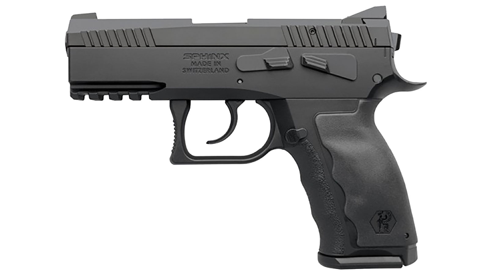 Sphinx WSDCME042 Sphinx SDP Compact Single|Double 9mm 10+1 Black