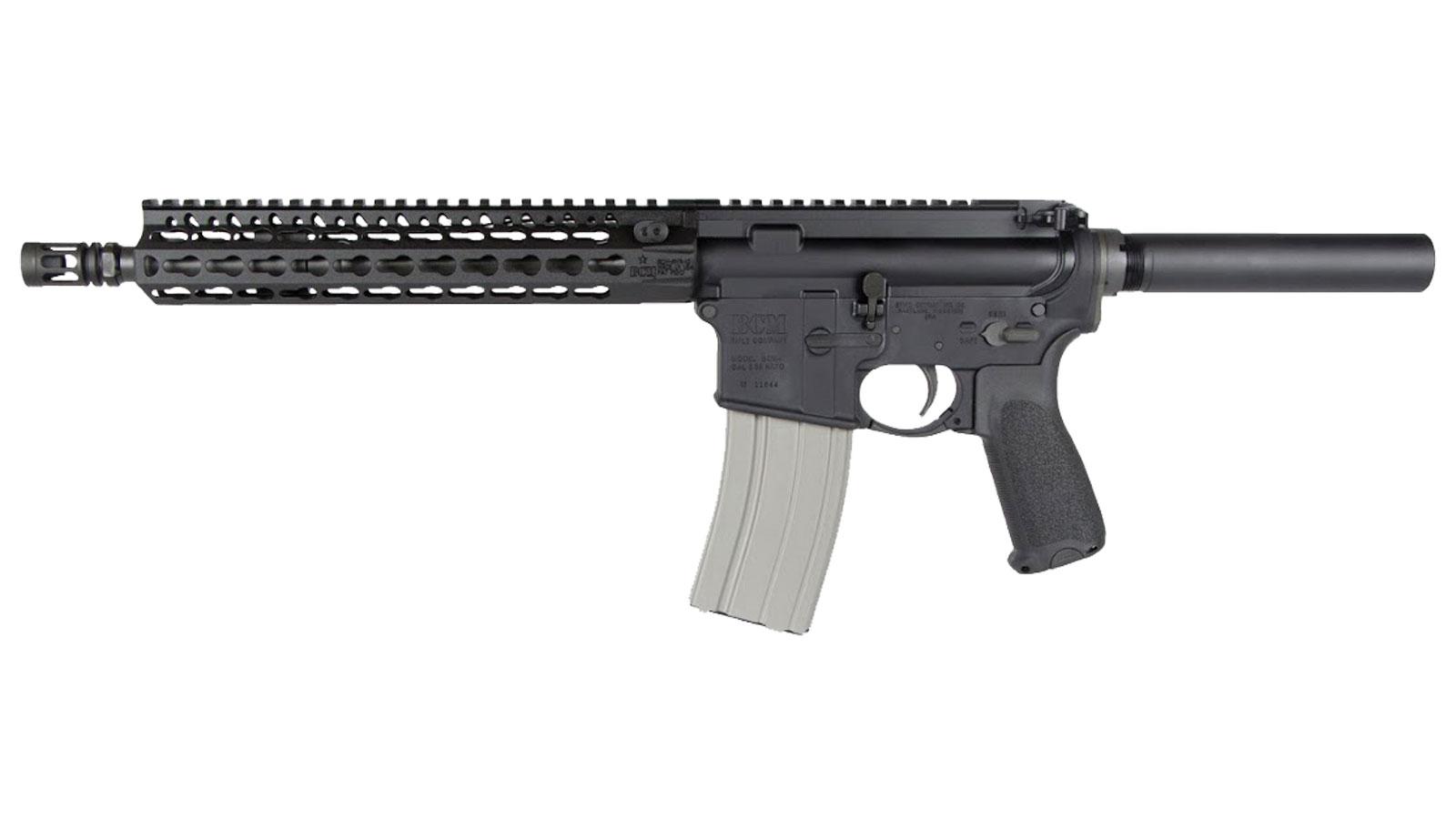 Bravo Company RECCE-11 KMR-A Black 5.56 NATO 11.5-Inch 30Rds