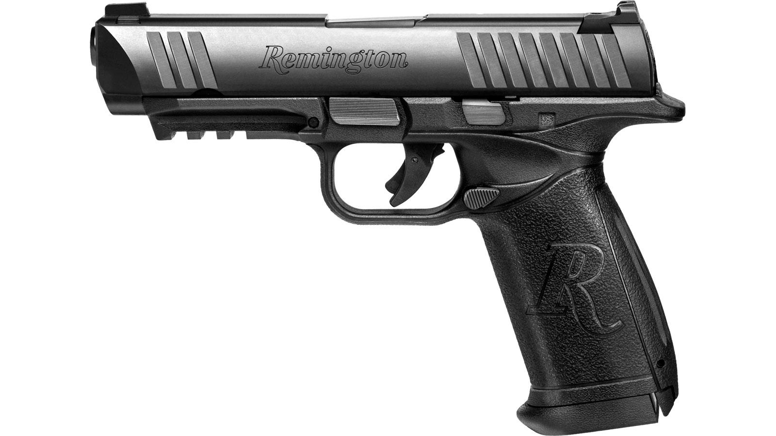 Remington Firearms 96476 RP9 Single|Double 9mm 4.5 10+1 Black Polymer Grip Black in.