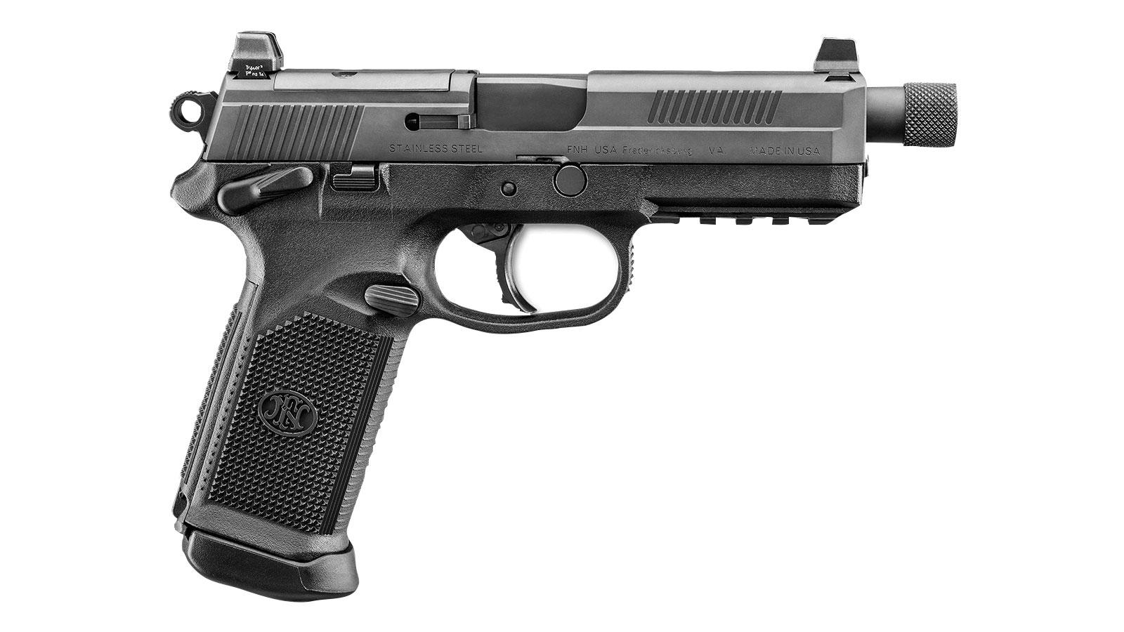 FN FNX45-TAC 45ACP 5.3-inch 10RD
