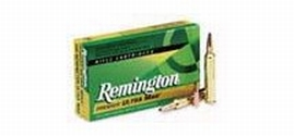 Remington R270W1 270 Winchester 100GR Pointed Soft Point 20 Box|10 Case