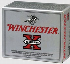 Winchester Ammo XBP12 Super-X Black Powder Blank 12 Gauge 3 25 Bx| 10 Cs in.