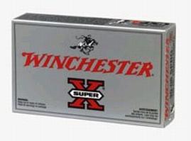 Winchester Ammo X38ASHP Super-X 38 Super 125 GR Silvertip HP 50 Bx  10 Cs