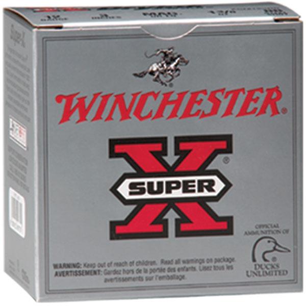 Winchester Ammo XS204 Drylock 20 Gauge 2.75 3|4 oz 4 Shot 25 Bx|10 Cs in.