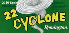 Remington Cyclone .22 Long Rifle Hollow Point, 36 Grain (500 Rounds) - 21222