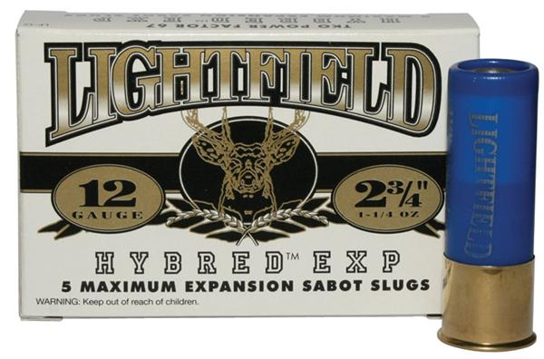 Lightfield LF12L275 12GA Lite Slug 5rds