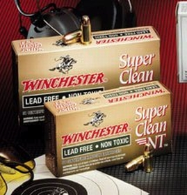 Winchester Ammo WC402 WinClean 40 Smith & Wesson 180 GR Brass Enclosed Base 50 Bx| 10 Cs