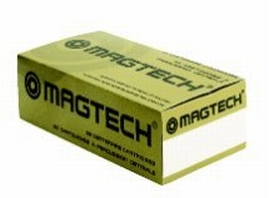 Magtech 40A Sport Shooting 40 Smith & Wesson (S&W) 180 GR Jacketed Hollow Point 50 Bx| 20 Cs