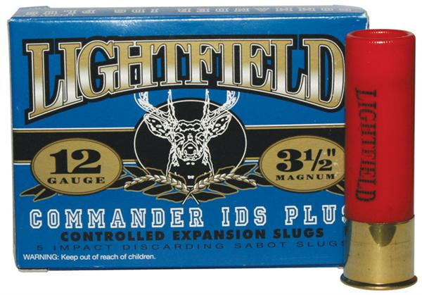 Lightfield LF12312 12GA Com 3.5-inch Slug 5rds