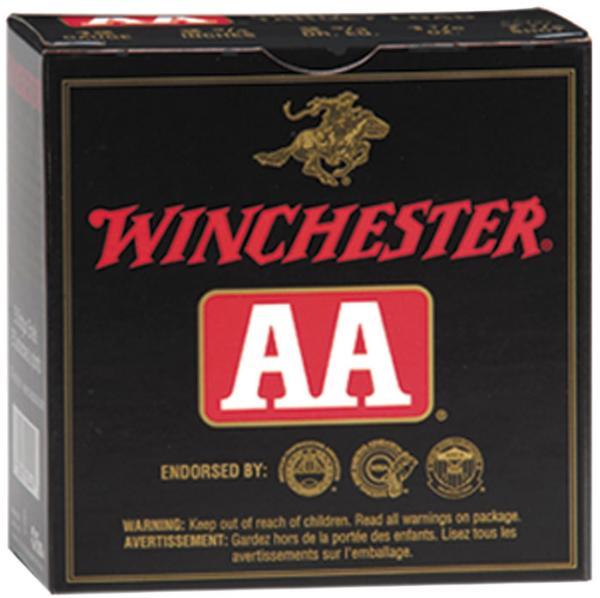 Winchester Ammo AAL127 AA Target Loads 12 Gauge 2.75 in.  1 oz 7.5 Shot 25 Bx 10 Cs