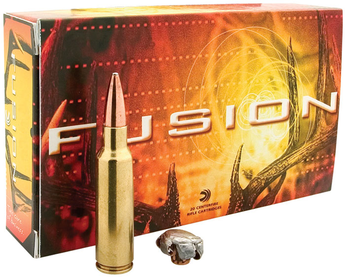 Federal F300WFS3 Fusion Rifle 300 Winchester Magnum 180 GR Fusion Soft Point 20 Bx| 10 Cs